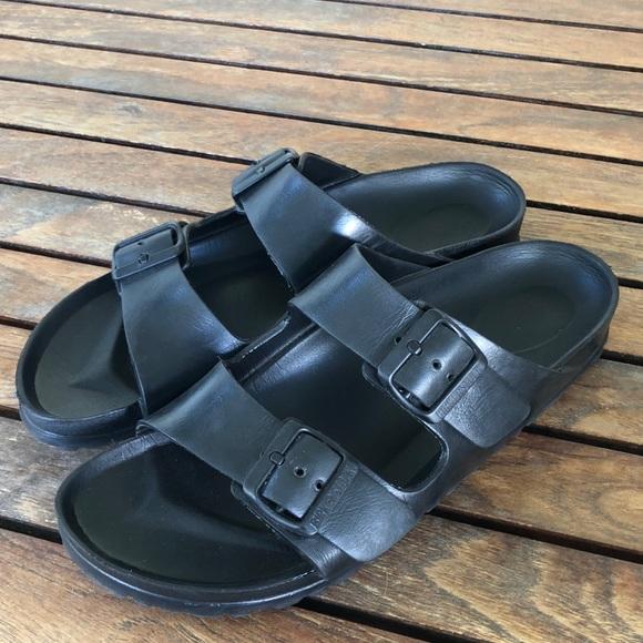 d6eeaea6bb8 Birkenstock Shoes - Birkenstock Arizona essential EVA sandals size 9